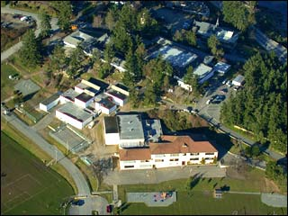 Salt Spring Elementary & SI Middle School